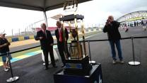 Le trophée.